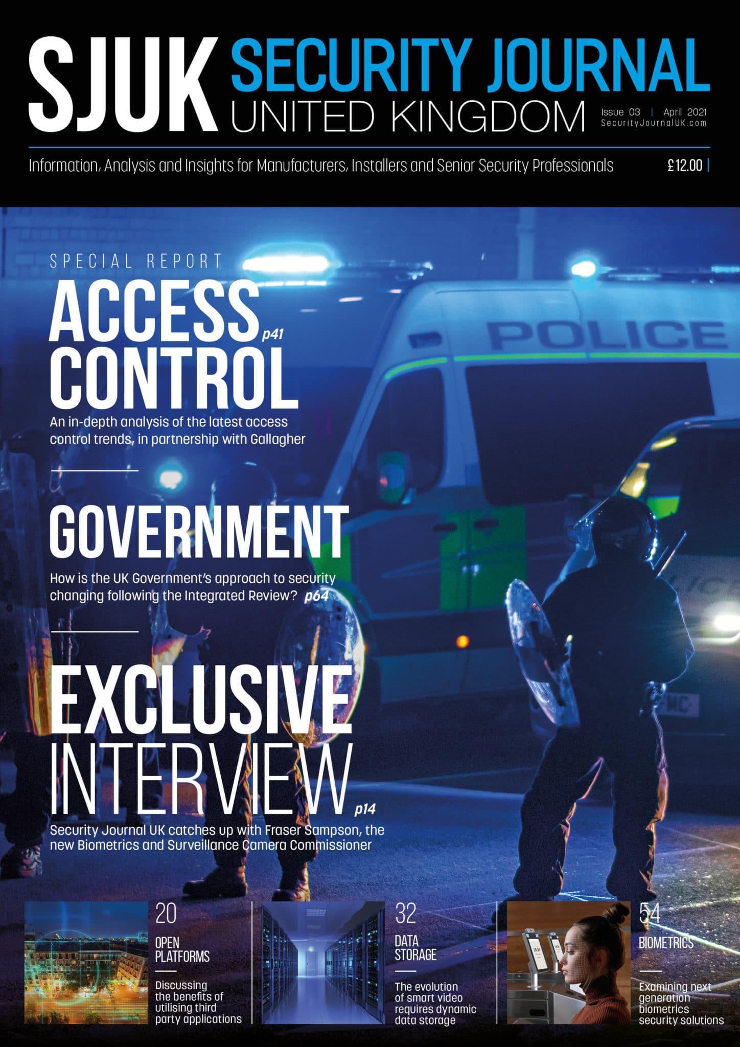 SJUK - April 2021 Cover